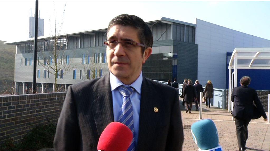 """Declaraciones del Lehendakari sobre los planes de atentado del comando """"Otazua"""""""
