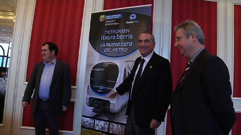 EuskoTren mejora en 2010 sus principales indicadores