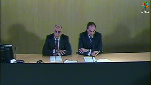 Rueda de prensa, valoración del estado actual del proceso negociador con los sindicatos de la Ertzaintza, [29:18]