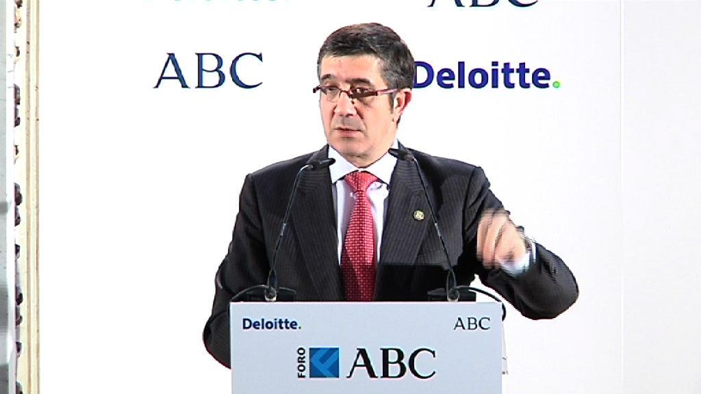Conferencia Lehendakari Foro ABC [54:39]