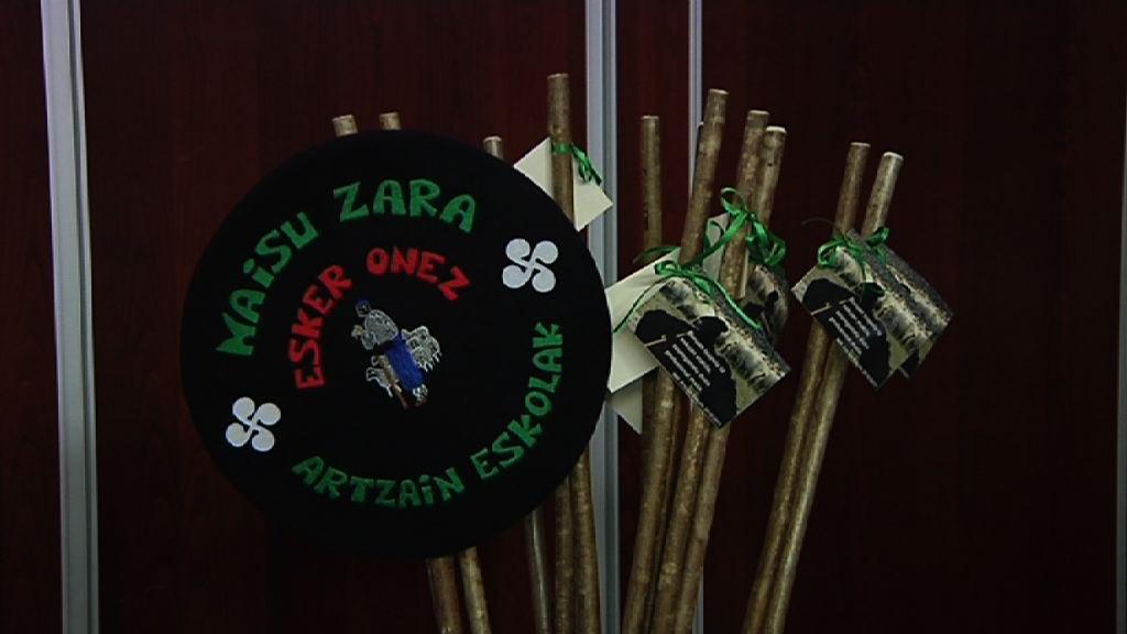 Euskadi tiene 12 nuevos pastores profesionales [1:24]