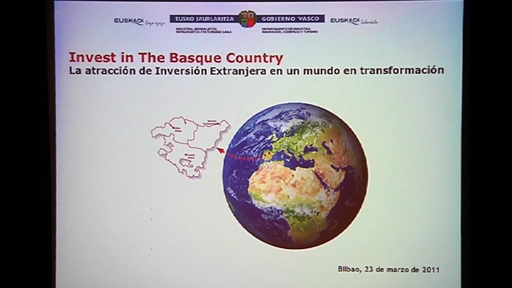 "Nace ""Invest in the Basque Country"" [1:21]"