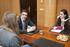 El Lehendakari responde a las preguntas de estudiantes de Bachillerato
