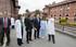 El Hospital de Basurto inaugura su tercer acelerador lineal