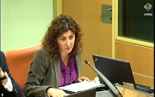 Comparecencia: Viceconsejera de Administración Pública. TDT (30-03-2011) [32:51]