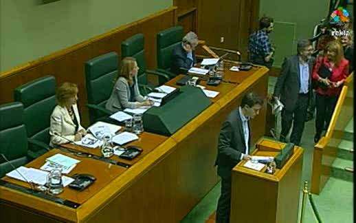 Pleno ordinario (31-03-2011) [196:32]