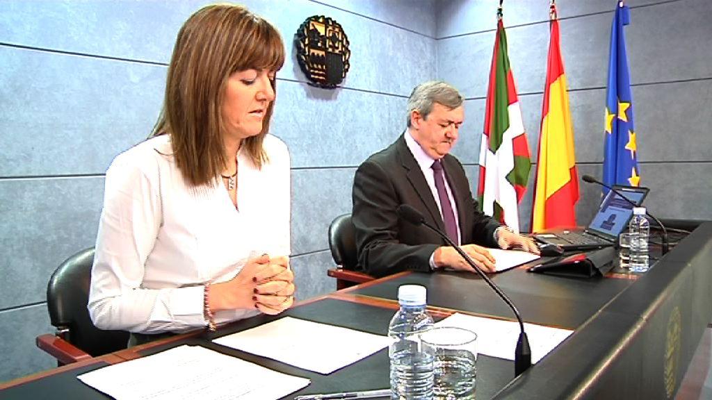 Lehiaren Euskal Agintaritzari buruzko lege-proiektua onetsi da [1:11]