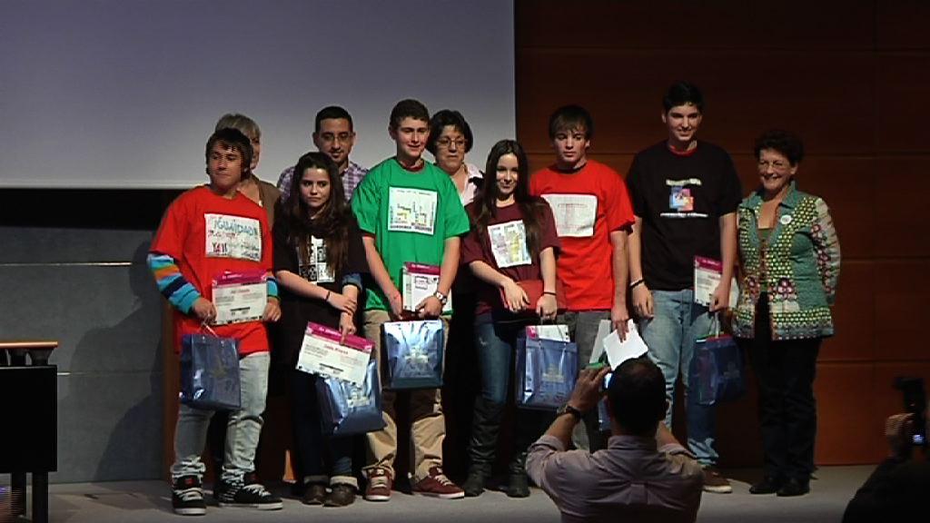 Entrega premios concurso Derechos de la infancia y adolescencia [48:01]
