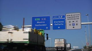 Cronica carril reversible