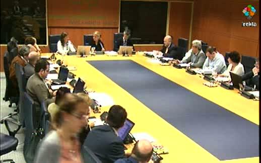 Comparecencia: representantes del Colectivo de Víctimas del Terrorismo del País Vasco (6-04-2011) 1ª parte [0:00]