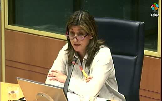 Comparecencia: representantes del Colectivo de Víctimas del Terrorismo del País Vasco (6-04-2011) 3ª parte [0:00]