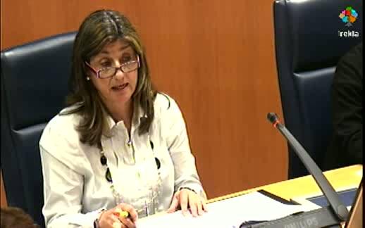 Comparecencia: representantes del Colectivo de Víctimas del Terrorismo del País Vasco (6-04-2011) 4ª parte [0:57]