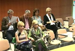Comparecencia: representantes del Colectivo de Víctimas del Terrorismo del País Vasco  (6-04-2011) 5ª parte [0:00]