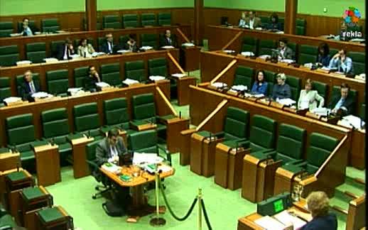 Pleno ordinario (7-04-2011) [31:34]