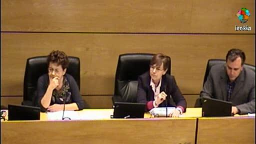 Estudio sobre necesidades y demandas de la infancia y adolescencia de Euskadi [37:01]