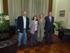 La Intendenta de Montevideo se reunió con los representantes del Gobierno Vasco