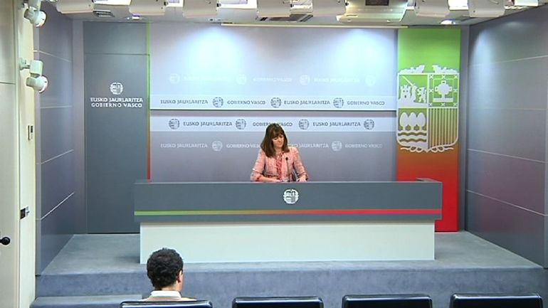 "Mendia exige no utilizar la lucha contra ETA como ""arma política fuera de Euskadi"""