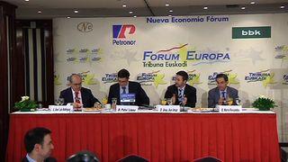 Cronica lehendakari forum europa