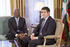 El Lehendakari se reúne con el presidente de UNESCO