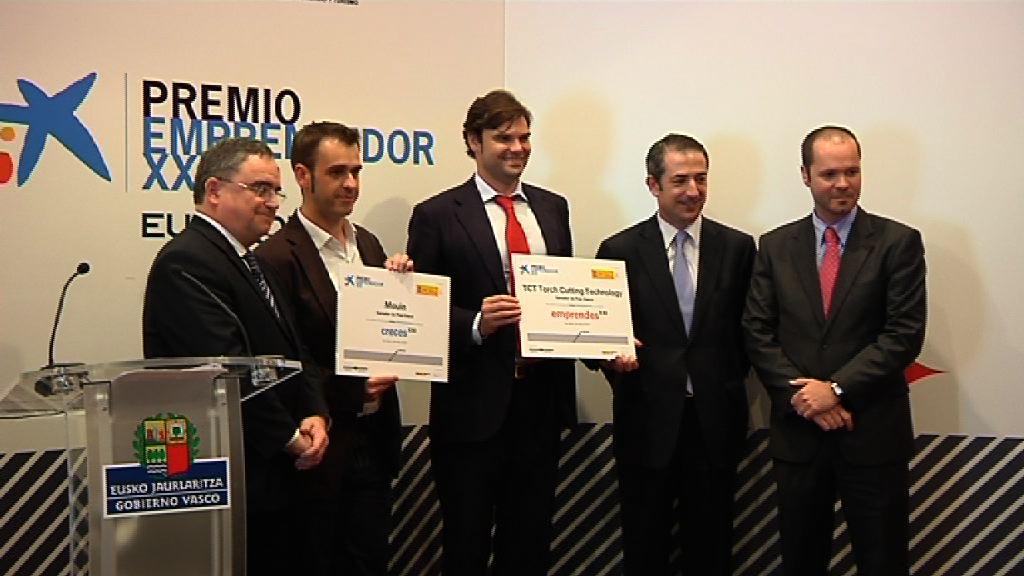 TCT Y MOUIN ganan el premio EmprendedorXXI en el País Vasco  [32:42]