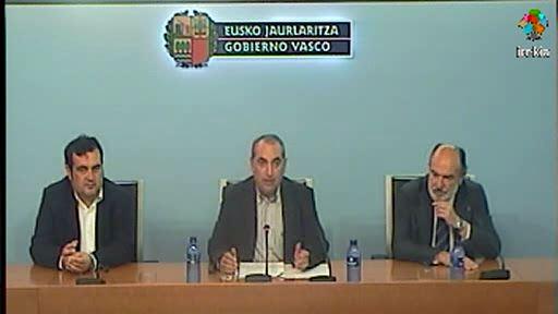 Presentación de la segunda y definitiva fase del concurso de diseño de las bocas de acceso del Metro de Donostialdea [42:06]