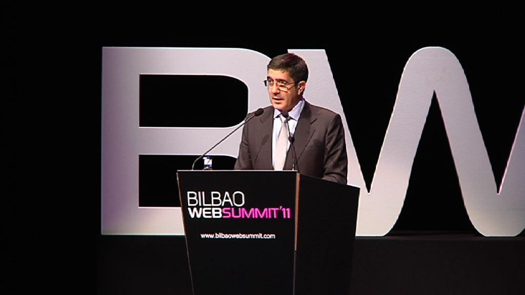 Inauguración Bilbao Web Summit [9:36]