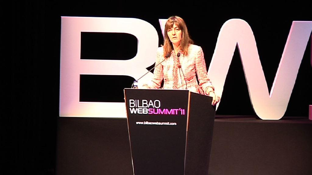 La administración vasca reducirá en un 60% los certificados (Bilbao web Summit) [2:13]