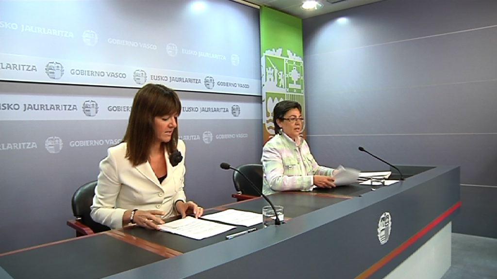 Euskadi, pionera en la lucha contra el cambio climático  [2:06]