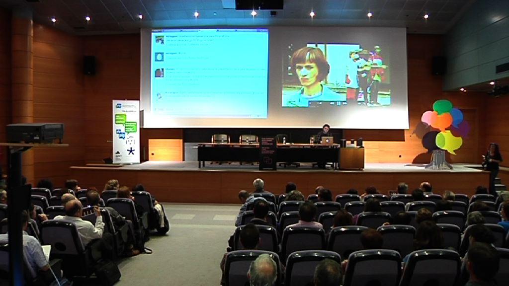 Presentación de la Guía de Usos y Estilo en las Redes Sociales del Gobierno Vasco [88:50]
