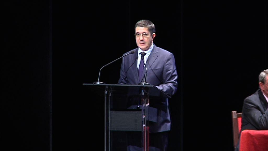 Intervención del Lehendakari en la entrega de premios de la Fundación Novia Salcedo a la excelencia en la integración profesional de los jóvenes [8:50]