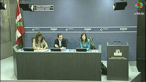 Bernabé Unda encabezará una delegación en Alemania y Viena para reforzar los intereses de las empresas vascas [23:02]