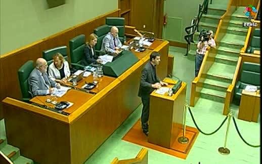 Pleno Ordinario (9-06-2011) parte 1 [37:23]