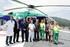 El Hospital de Cruces tiene su propio helipuerto