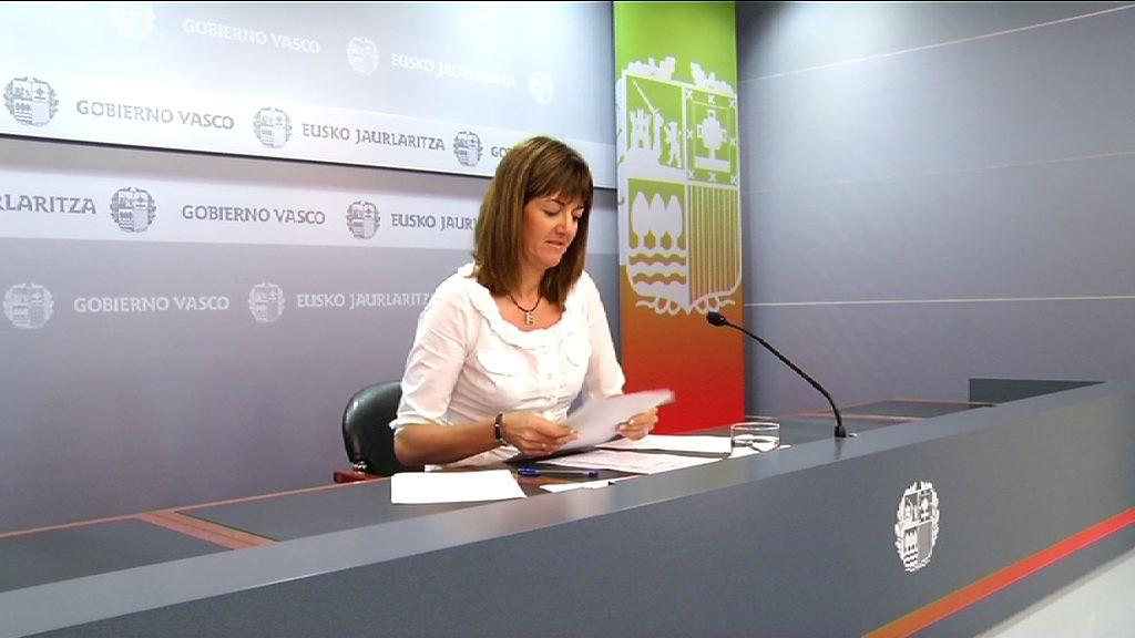 Rueda de prensa de la portavoz tras el Consejo de Gobierno [32:54]