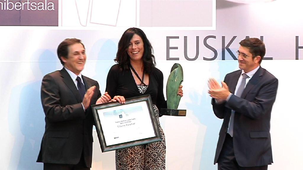 Entrega Premio Vasco Universal 2010 [40:47]