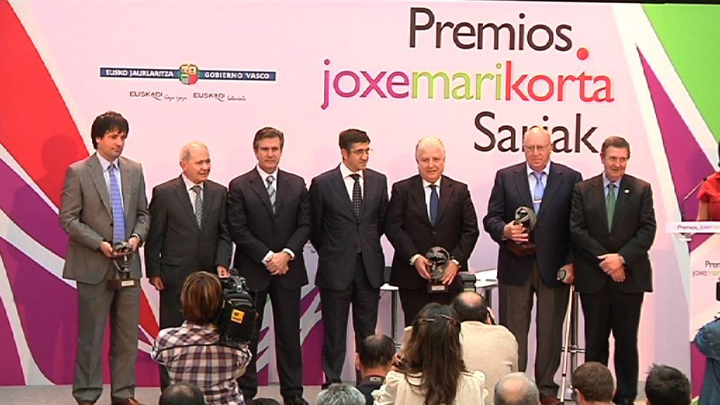 Premios Joxe Mari Korta  [62:04]
