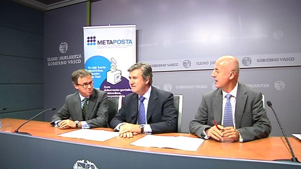 Con la integración de Iberdrola, Metaposta emprende su expansión fuera de Euskadi [0:56]