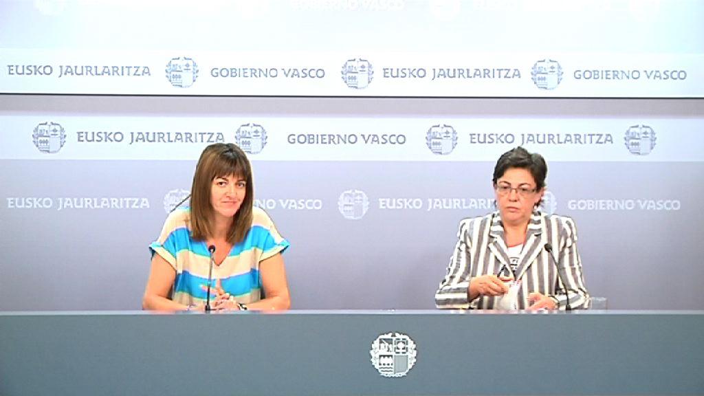 EcoEuskadi 2020, Euskadiko Garapen Jasangarriko lehenengo estrategia onartu da  [1:33]