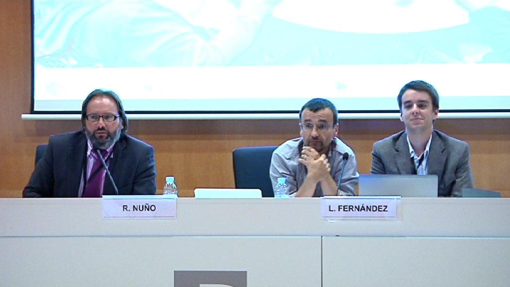 Salud 2.0 Euskadi (martes) Hospital 2.0 más cerca del paciente y dilemas éticos en la salud 2.0: Julio Mayol, Jorge Juan Fernández, Luis Fernández-Luque y Gonzalo Bacigalupe