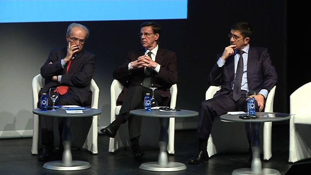 Euskadi organizará la Conferencia Anual Global de TCI de 2012 [0:59]