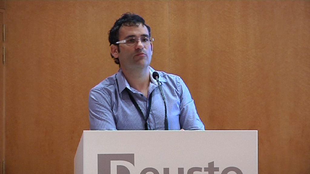 Salud 2.0 Euskadi (jornada miercoles). La  web 2.0 al servicio de la I+D: Manuel Armoyanes y Carlos Luis Sánchez [56:54]