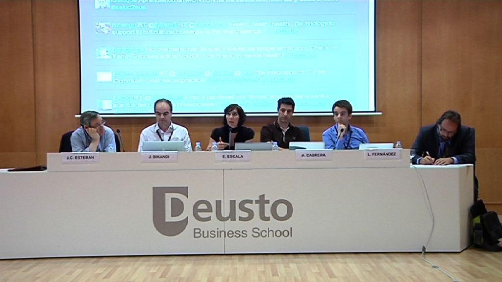 Salud 2.0 Euskadi (jornada miercoles). Mesa: ¿salud 2.0 en el 2010? [110:53]