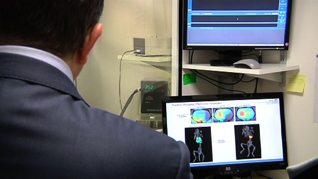 El Lehendakari inaugura la nueva instalación de Imagen Molecular de CIC biomaGUNE para la investigación biomédica [2:01]