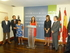 Recepción del Gobierno Vasco a representantes de la sociedad vasca en Madrid