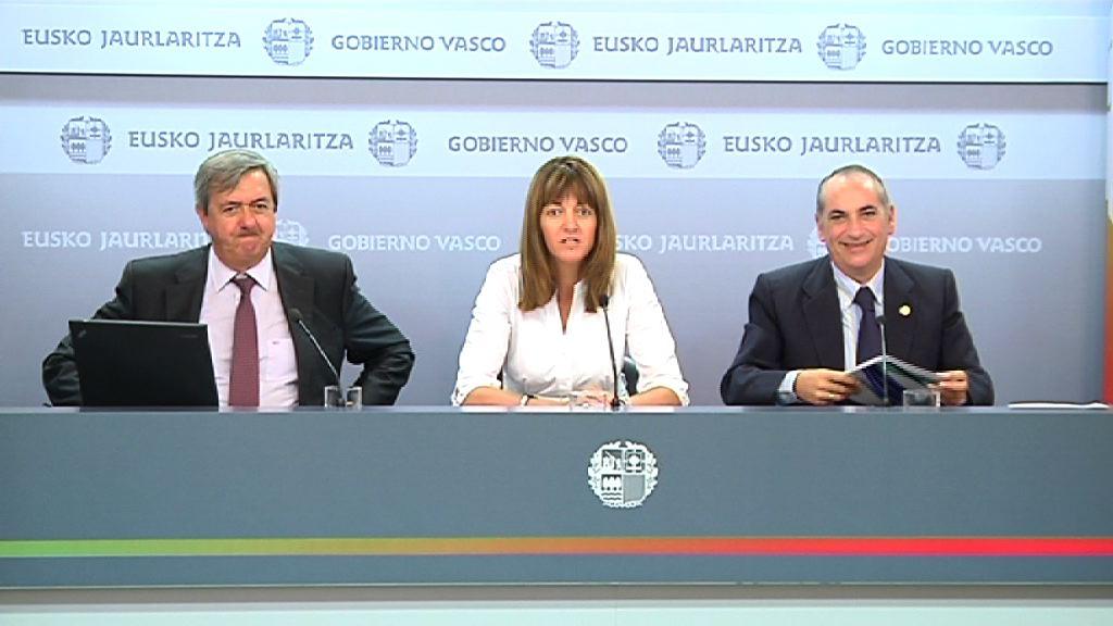 """La nueva ley de EPSV traerá """"transparencia, eficiencia, solvencia, innovación y profesionalidad"""" [45:23]"""