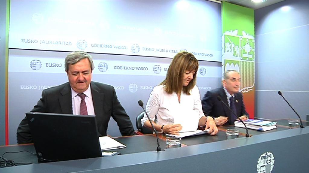"""La nueva ley de EPSV traerá """"transparencia, eficiencia, solvencia, innovación y profesionalidad"""" [1:31]"""