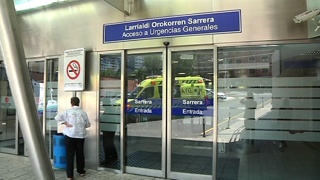 El servicio de Urgencias del Hospital de Cruces crece y se moderniza [1:54]