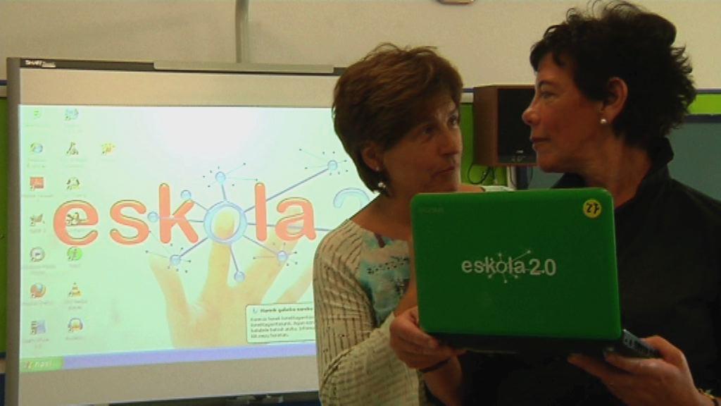 """Euskadi será """"territorio exento"""" de recortes en Educación  [1:53]"""