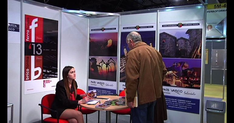 Euskadi presente en ExpoFerretera 2011 de Buenos Aires