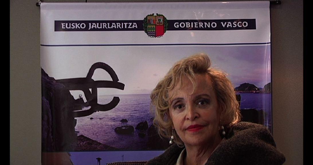 Euskadiren presentzia Argentinako ExpoFerretera Azokan  [1:36]
